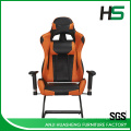 Luxury sparco fashionable leather racing chair for relax