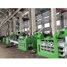 Hydraulische Altmetall-Kupferdraht-Ballenpresse zum Recycling