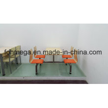 Factory Custom 4 Seater Restaurant Table Set (FOH-CMY02)