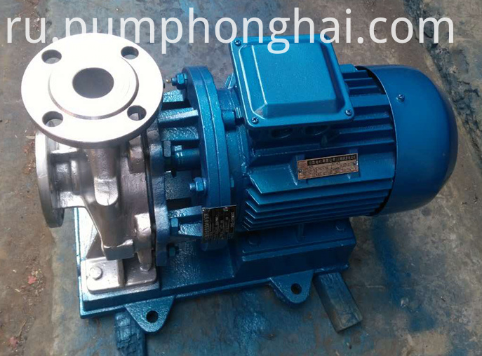 Industrial Trubin Water Pump