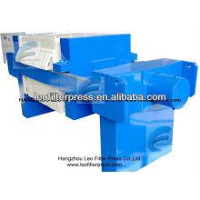 Machine de presse de filtre de recyclage d'huile de presse de filtre de Leo