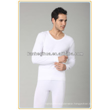 new design mens seamless thermal long johns