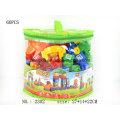 мешок Количество Пластиковые буквы Обучающие игрушки строительные блоки