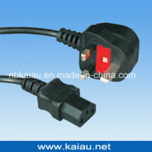 Britain Power Cord (KA-BP-01)