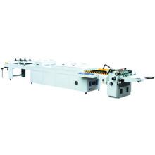 Máquina de barnizado para impresora, Máquina de barnizado UV