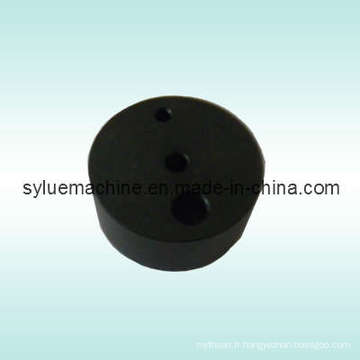 CNC Usinage Black Plastic Mount