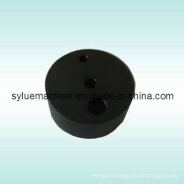 CNC Machining Black Plastic Mount