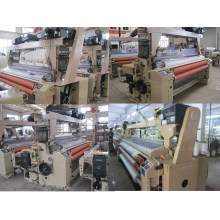 E-planície automática tecer o cetim tecem o jato de água de sarja teares fabricante China
