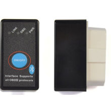 Elm327 Bt Mini OBD2 Diagnostic Tool for Auto Scanner Interface