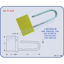 selos de cadeado BG-R-002