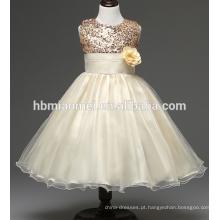 Primeiro Ano de Aniversário Recém-nascido Vestido De Princesa 1 Anos de Aniversário Do Bebê Menina Vestidos Branco Formal Batizado Infantil Vestido Vestido Roupas