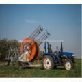 Système d'irrigation par aspersion agricole à économie d'énergie Bauer