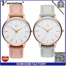 Yxl-274 Promotion Women Watch Vogue Charming Casual Quartz Ladies Watch Leather Stainless Steel Automatic Custom Design Fashion Watches