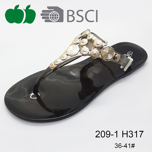 high quality cheap pvc slippers