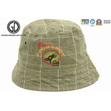 New Baby Kids Printed Printed Reversible Respirable Sun Bucket Hat