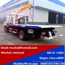 DFAC motor peças 3-5 toneladas XCMG guindaste Tow Truck Wrecker