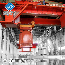 Heavy Ladle Lifting Crane YTGRP Crane for sale