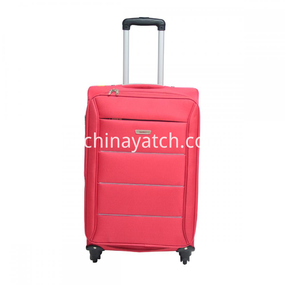 Aluminium Trolley Luggage Set
