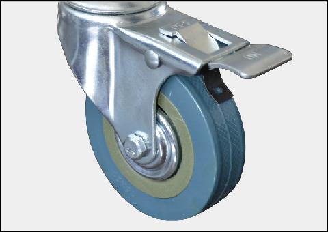 Intimate foot brake