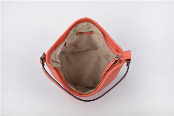 High quality genuine leather bucket bags