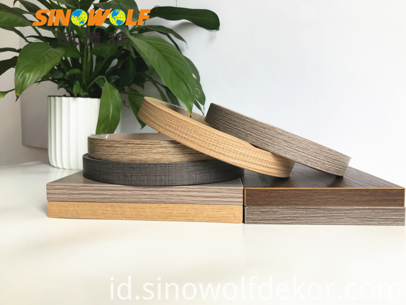 Furniture Accessory ABS Wood Grain Edge Banding
