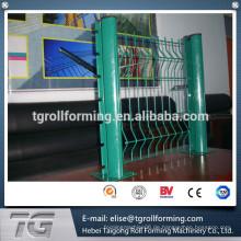 Pfirsich-Säulen-Leitplanke / Pfirsich-Säule / Leitplanke bildende Maschine