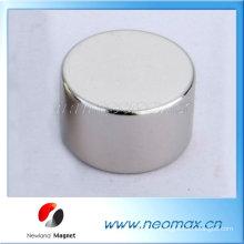 Магнитный цилиндр с покрытием Ni