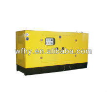 140KW Silent diesel Generator set with cummins engine