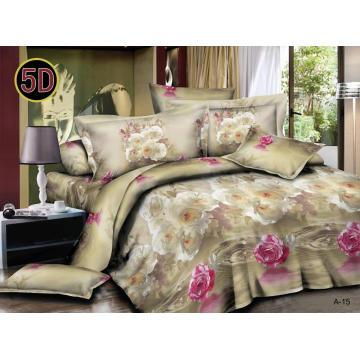 Tissu d'impression de dispersion de stabilité de couleur pour le textile à la maison
