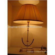 Хрустальные настольные лампы для украшения дома