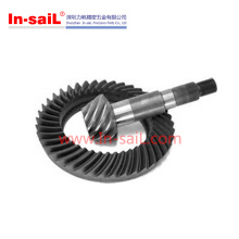 OEM High Quality Precision CNC Metal Driving Gear Shafts