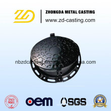 OEM Lockable Ductile Iron Manhole Cover Frame