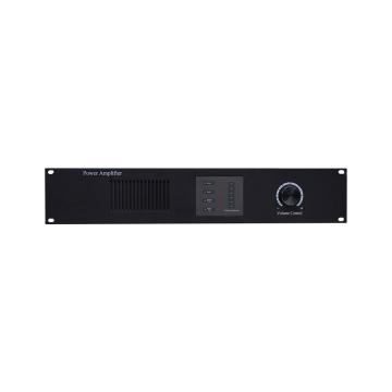 Amplificador de potência para sistema de comunicação de emergência