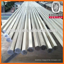 304 stainless Steel Hexagonal Bar