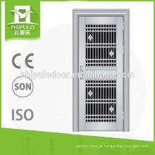 portas de aço inoxidável principais do metal dos produtos de boa qualidade usadas para lojas