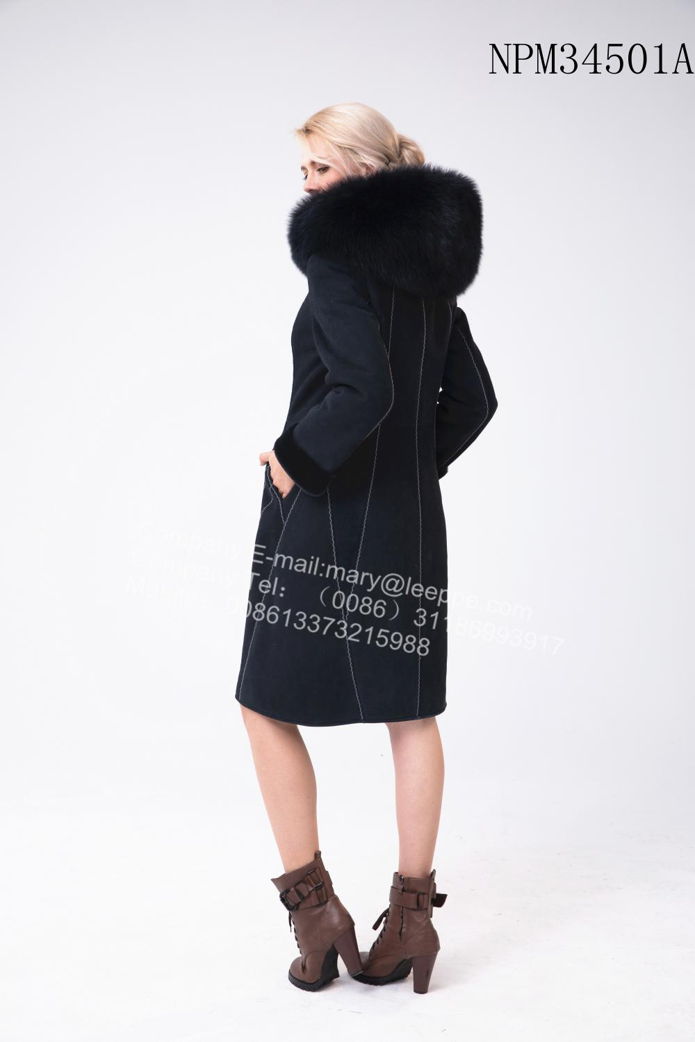 Merino Shearling Coat