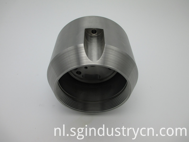 Cnc Machined Components With Hardness