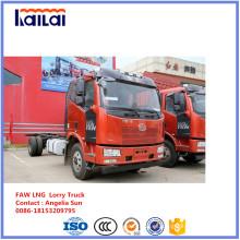 Camiones FAW LNG Cargo Truck 6X4 LNG para el mercado de Vietnam