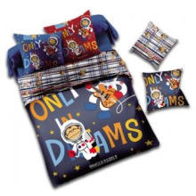 Children ′s Dream Bedsheet Sets#130548