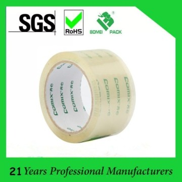BOPP/OPP Adhesive Clear Tape for Packaging Carton Sealing (SGS/ISO9001)