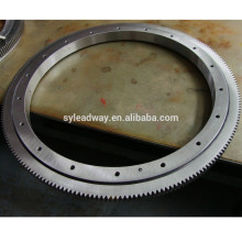 High Accuracy slew gear robotics