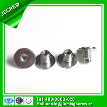 Socket Head Flat Insert Nut