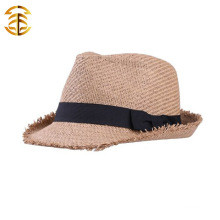 Retro Casual Spring And Summer Soft Felt Rural Style Straw Hat