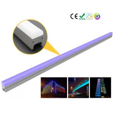 LED-Linearlicht mehrfarbig optional für Restaurant