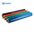 China Supplier Jerry Free Samples Colored PVC / PET Based Truck Vehicle Adhesive Light Reflective Sheeting With SGS / BSCI /