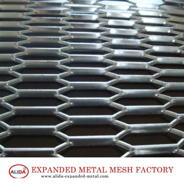 Expanded Metal Large Heavy Grating Meshes