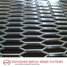 EXPANDED METAL - LARGE, HEAVY  GRATING MESHES