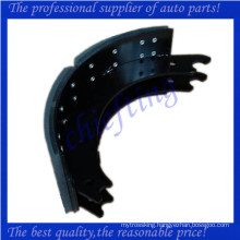 High Quality 4515Q Heavy Duty Tuck Brake Shoes