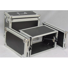 China OEM 6u Rack Flight Case/6u Space Rack Case