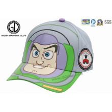 Kinder Mode Sport Baumwolle Velro Sandwich Baby Cap